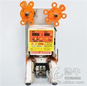 供应奶茶原料设备出售平潭步进式开水机全自动封口机定量果糖机等