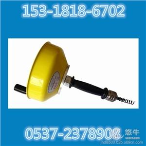 供应GQ-50型手动管道清理机