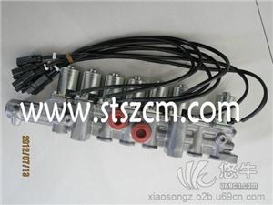 供应小松原厂配件PC300-7电磁阀组207-60-71310