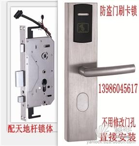批发武汉防盗门感应式刷卡电子锁