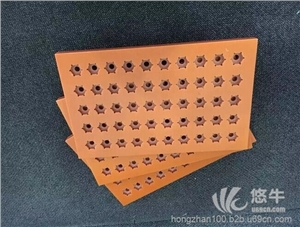 供应 电木板雕刻 钻孔 切割 绝缘材料直销 专业夹治具电木
