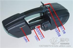 供应P300电动包装机器深圳工厂试机