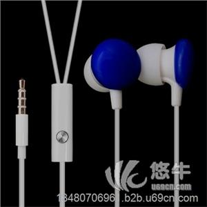 工厂直销S148入耳式礼品手机耳机豆豆耳机深圳龙华耳机工厂