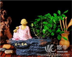 批发西安艺术花盆桌摆小盆栽开业桌摆送朋友工艺品摆件