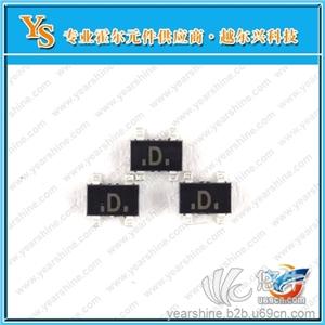供应HW108A霍尔元件4脚贴片线性霍尔传感器HA-108A电机驱动霍尔IC