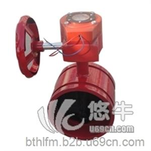 供应沟槽式碟阀密封性能可靠、不受介质注射限制