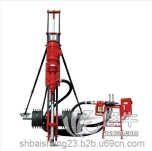 供应开山牌KQD70型三角架潜孔钻机