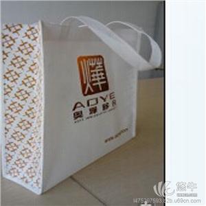 供应广州覆膜无纺袋子定做折叠手提广告购物环保袋定制厂家