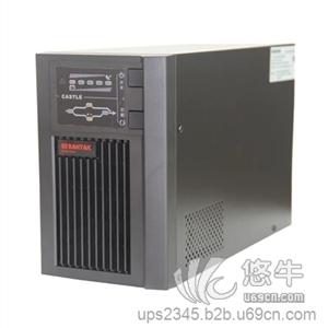 供应山特ups电源C2K在线式标机内置电池