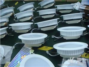 供应厂家现货LED筒灯外壳套件价格