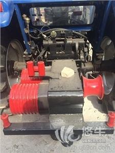 供应手扶拖拉机机动绞磨5t东方通用电动绞磨机