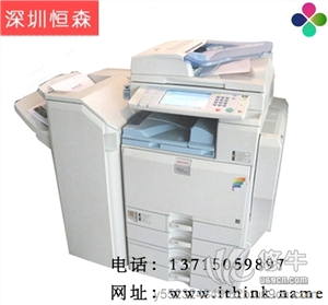 供应深圳民治出租复印机,民治出租打印机,民治打印机出租