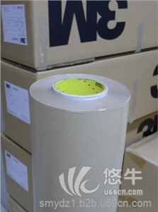 供应正品3M9425HT耐高温双面胶带3M白色透明双面胶