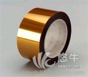 供应正品3M5413聚酰亚胺茶色高温胶带