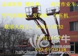 供应济宁JLG自行电动剪刀式高空作业车招租出租