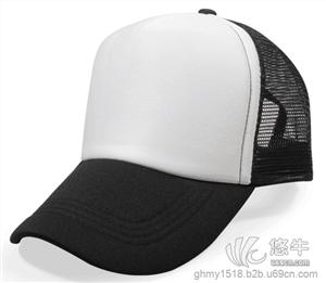 供应儿童帽定做旅游帽太阳帽空顶帽子定做网帽