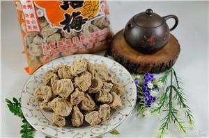 合成革原料 产品汇 台湾进口新圣兴严选上庄话梅奶茶原料水吧物料500克/包