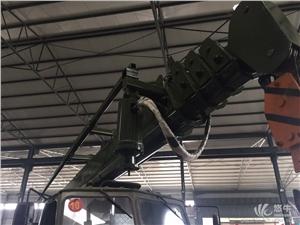 供应8T六驱汽车钻孔起重机汽车挖坑机
