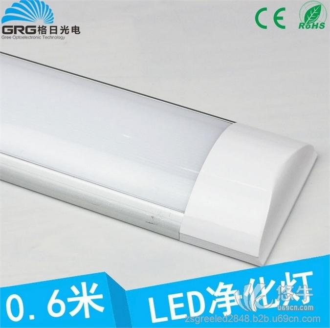 led净化三防灯