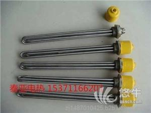 供应泰亚六角丝扣式法兰电热管