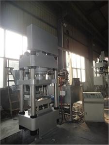 供应L广东湛江XY32-300-3型半自动铁剂锰剂粉末成型液压机