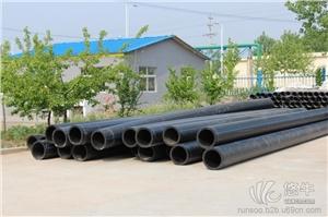 供应自贡润硕牌优质HDPE给水管材管件