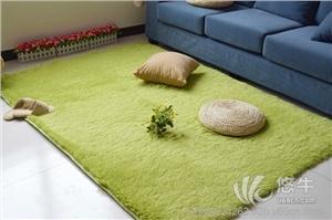 供��新款超柔田�@客�d�P室地毯加厚防滑�L毛�q�A形地�|�T�|