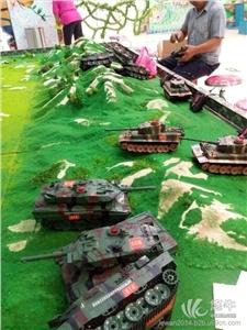 供应乐玩游乐遥控坦克 智能轨道赛车儿童游乐设备
