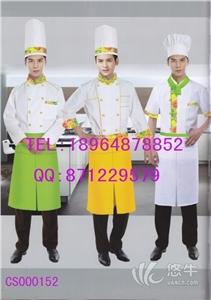 供应酒店厨师工作服,全棉厨师工装,夏季厨师服,优质厨师工服厂信誉彩票网亿妃服饰