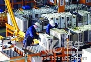 供应简易化高效废电视机冰箱家电自动化平台拆解分离生产线设备