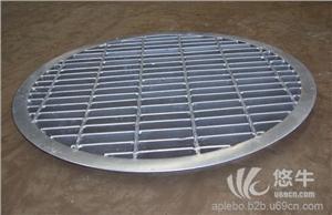 供应西宁热镀锌沟盖板规格青海齿型格栅板玉树防滑踏步板