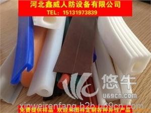 供应夏邑硅胶挤出条硅胶白色条耐高温密封条透明密封条