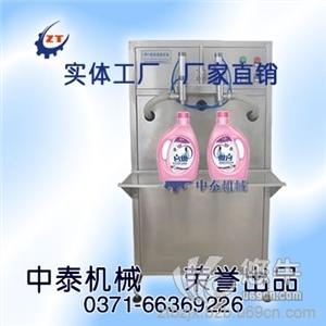 4升润滑油灌装机、5升食用油灌装机、双头灌装机