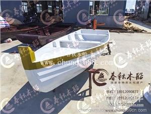 供应欧式手工木船一头尖木船景观客厅装饰木船冲锋船