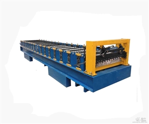 厂家供应19-762/838波浪板彩钢瓦压瓦机定做各型号彩钢瓦设备