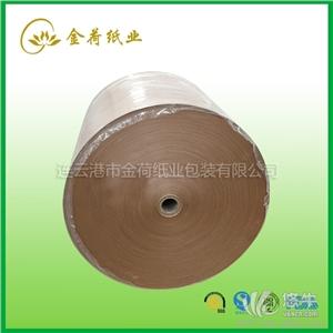 连云港金荷纸业生产进口牛卡淋膜纸,不渗水的牛皮纸杯纸