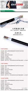 供应厂信誉彩票网直销国标无氧铜大对数通信电缆HYA25*2*0.5室外通信电缆