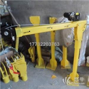 供应车载小吊机车载吊机车载吊运机汽车油桶吊运机装卸车小吊机