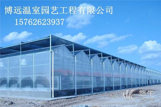 玻璃温室结构设计玻璃钢温室大棚造价玻璃温室花房
