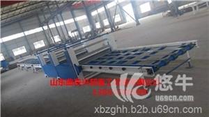 供应集装箱地板制板机价格