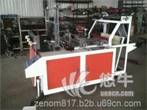 供应河北沧州东光恒利500异形圆弧底制袋机