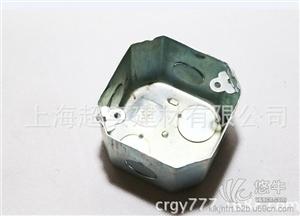 供应厂家直销86型拉伸金属接线盒--灯盒,暗装金属盒