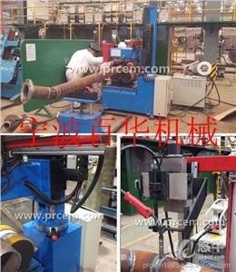 供应直管法兰焊管机