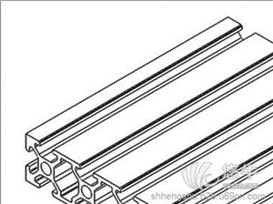 供应2080工业铝型材