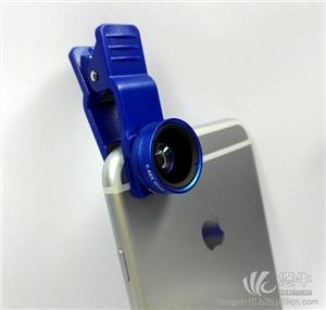 供应二合一微距广角光学手机镜头