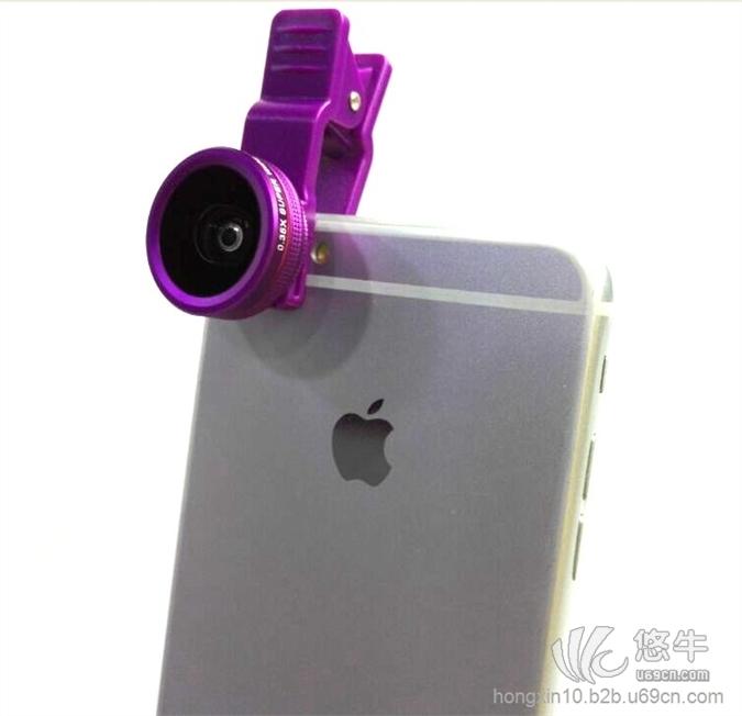 外置0.35X超级广角手机附加镜头