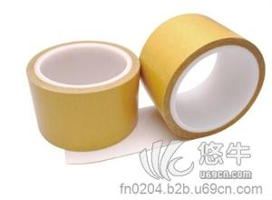供应PVC乳白双面胶带白色PVC双面胶带