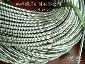 供应北京内5外6不锈钢双扣穿线管,福莱通小口径仪器仪表配线管柔性好可弯曲