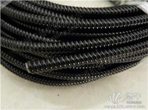 供应北京DN10套线金属软管,福莱通电线电缆保护用包塑蛇皮管厂家直销