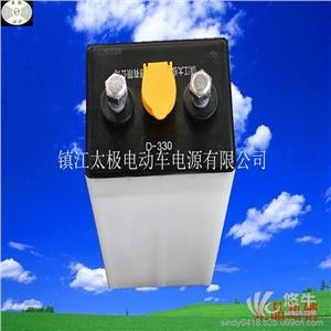 牵引用铅酸蓄电池平板车电瓶d-330
